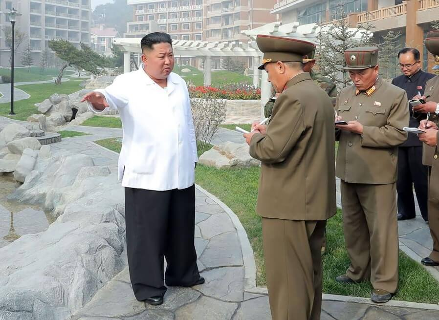 Seoul: North Korea won't discuss demolition of 'shabby' South Korean hotels