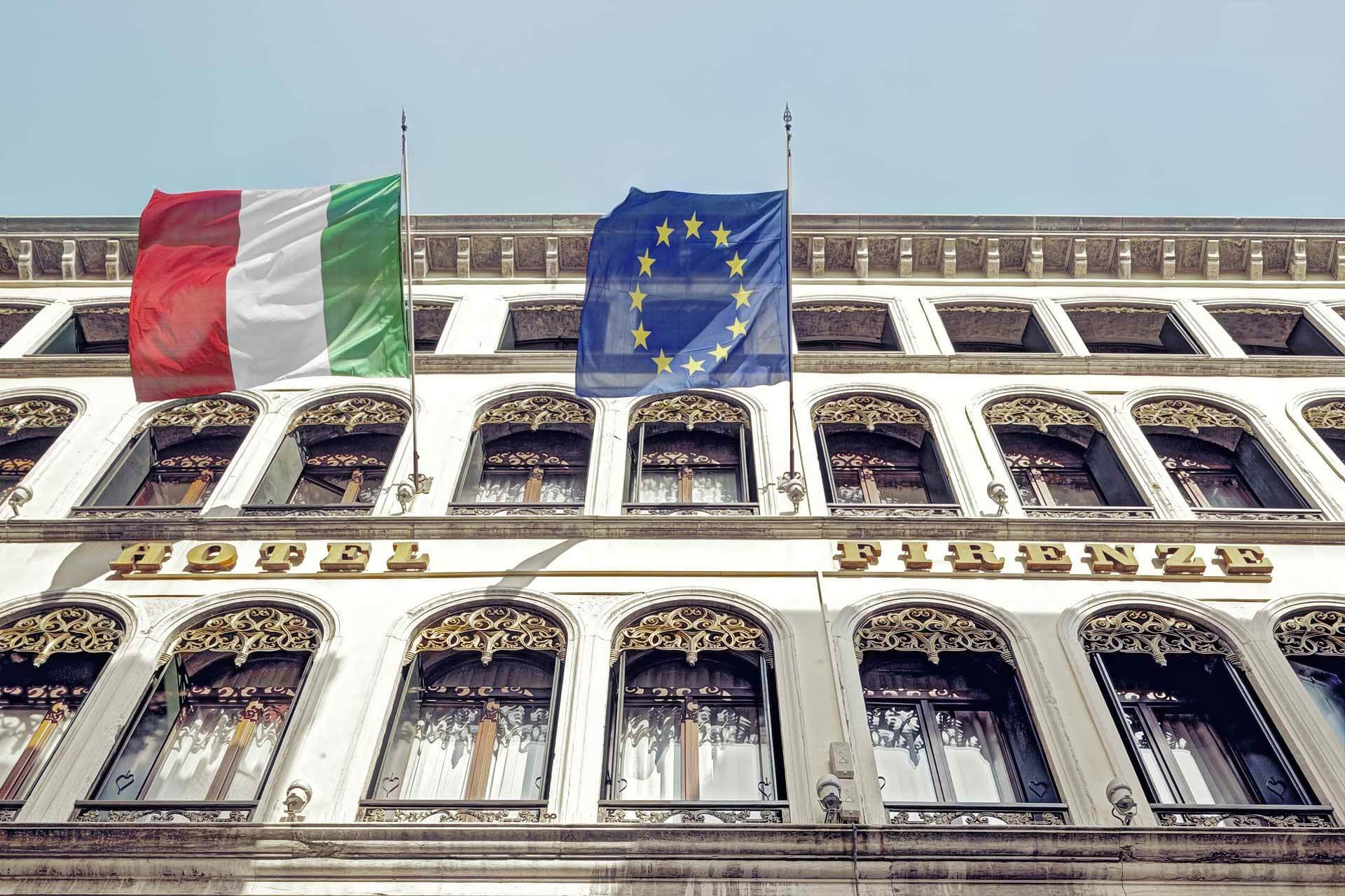 European hotels generated revenue but have trouble holding onto it