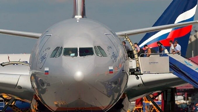 In $5.5 billion blow to Boeing Russian Aeroflot cancels order for 22 Dreamliners