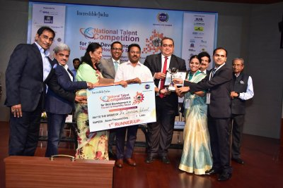 National Talent Competition for Skill Development in Tourism & Hospitality: A win-win