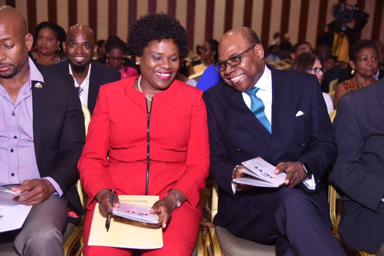 Jamaica Tourism Minister urges Employers to Fully Participate in Pension Scheme