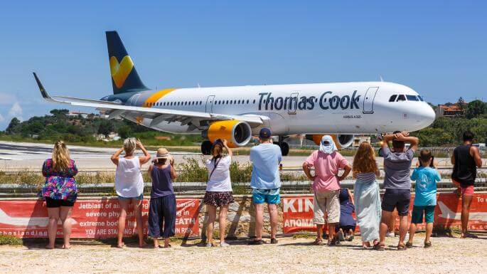 What the industry is saying about Thomas Cook collapse