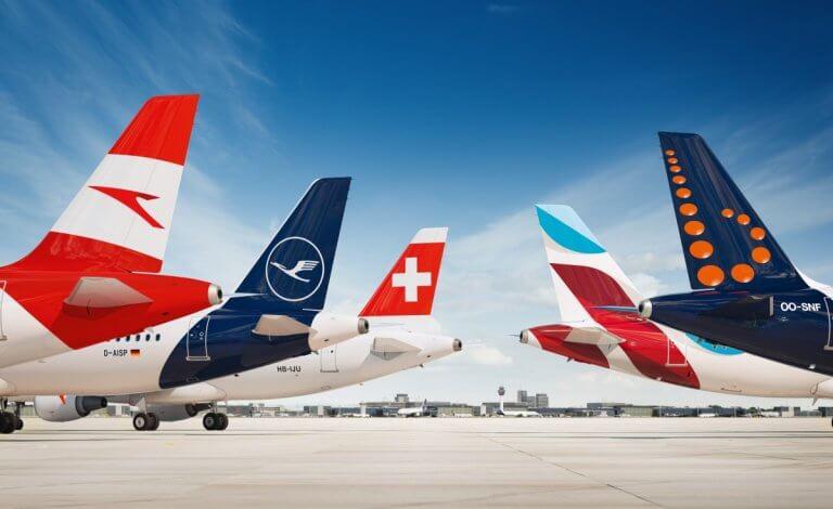 Lufthansa Group: 13.3 million airline passengers in October 2019
