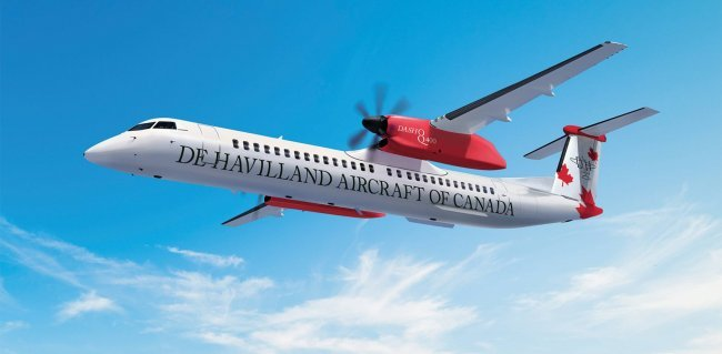 De Havilland Canada arrives in UAE for Dubai Airshow