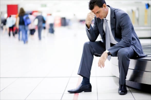9 out of 10 business travelers have no control over trip cancellations