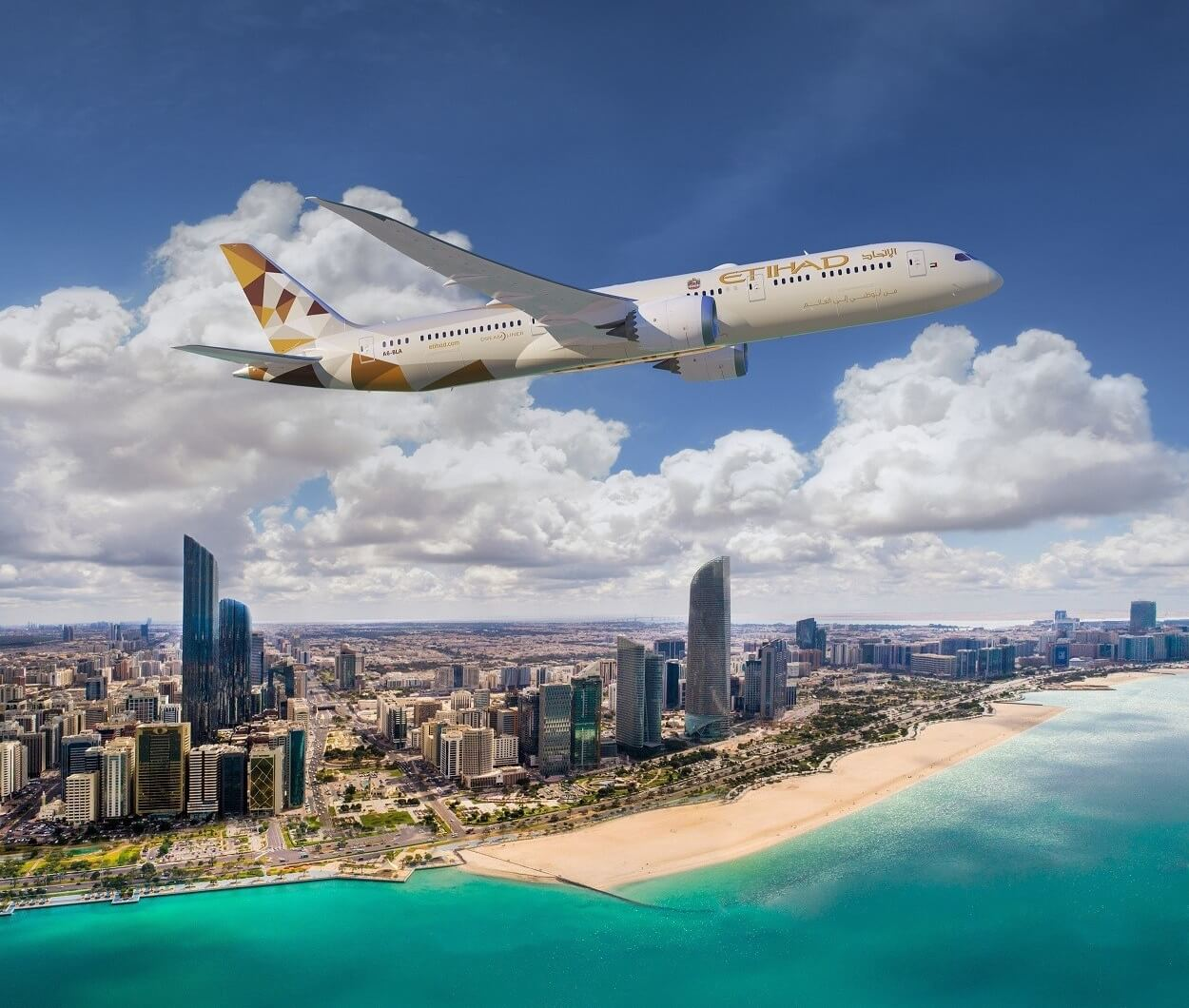 Etihad Airways re-launched its guest loyalty program