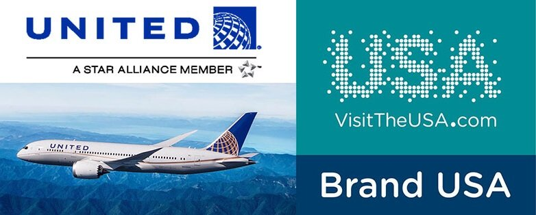 Brand USA and United Airlines sign deal to promote US travel