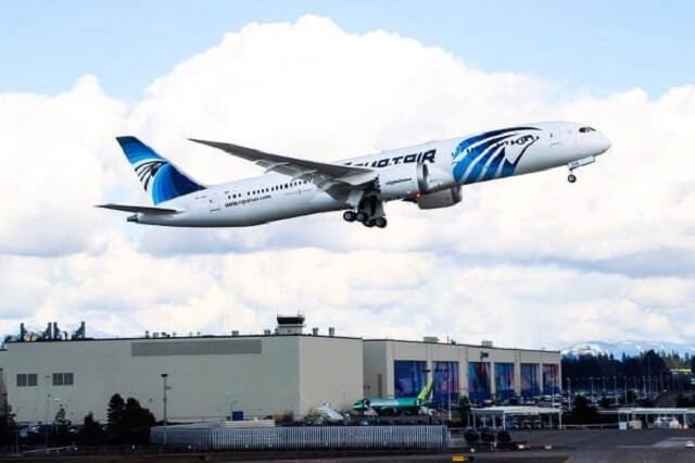 AerCap and EGYPTAIR sign lease on 2 additional Boeing 787-9 aircraft