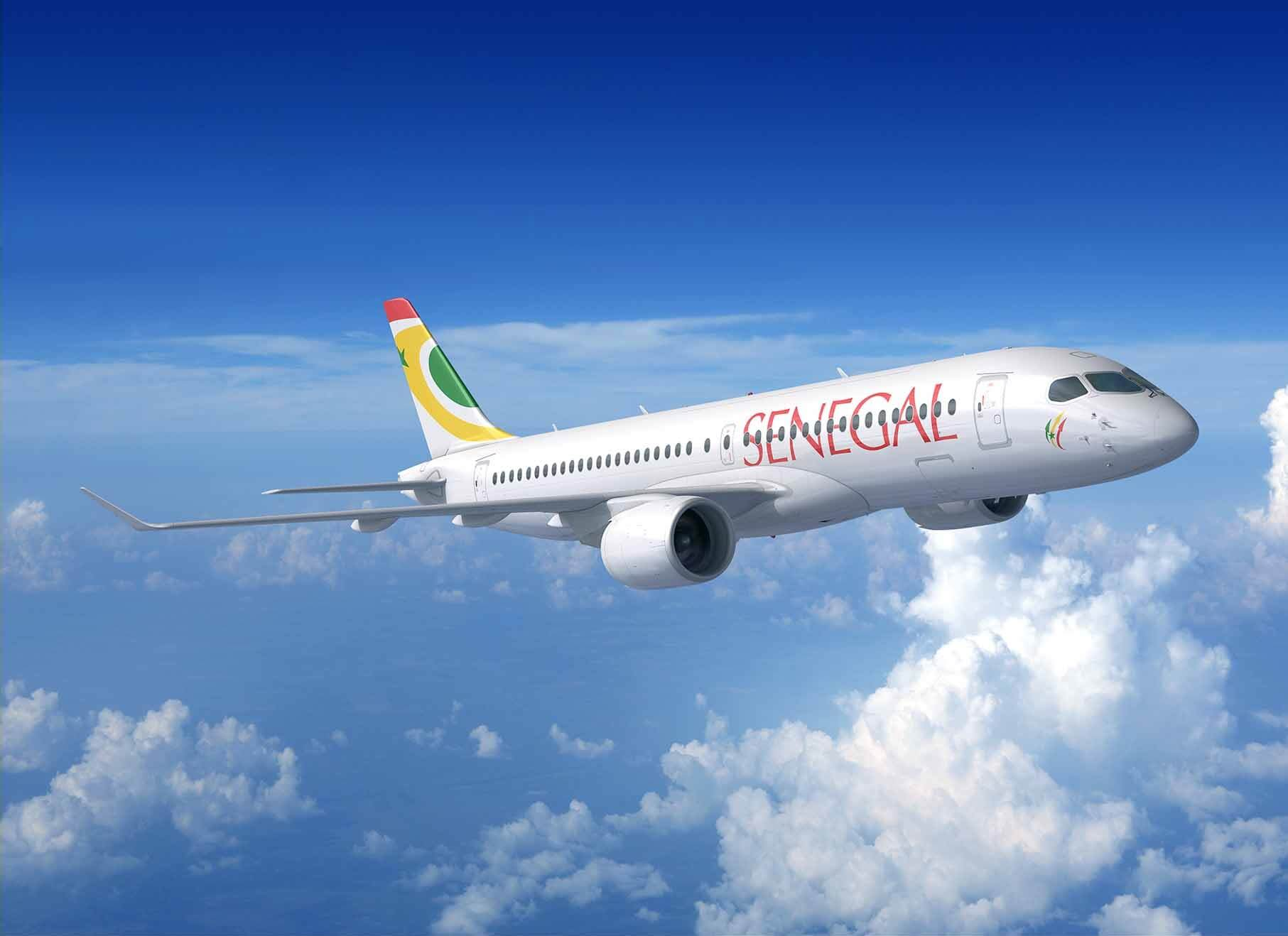 Air Senegal to grow its fleet with eight Airbus A220s