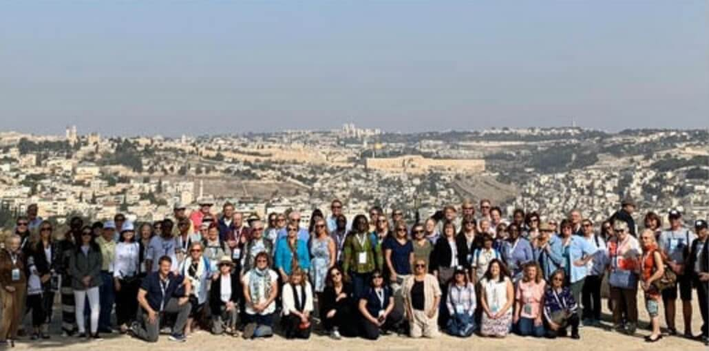 Travel agents from North America visit Israel