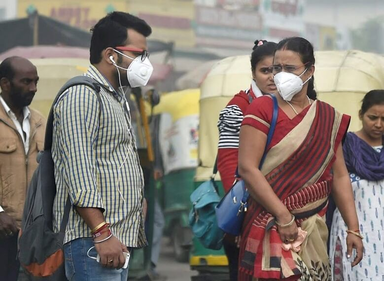 AirAsia India hands out anti-smog masks to passengers on New Delhi flights