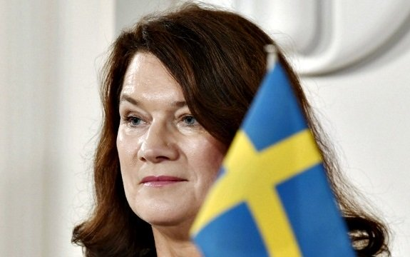 Swedish Foreign Minister: Sweden is safe to visit