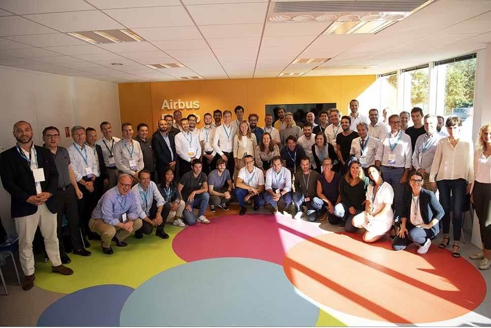 22 startups join Airbus accelerator program
