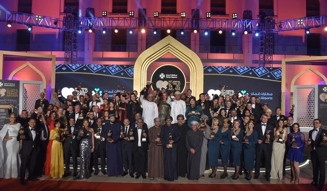 Finest travel brands revealed at World Travel Awards Grand Final 2019 in Muscat
