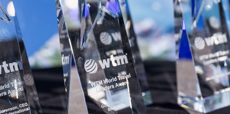 WTM London honors the very best in travel industry