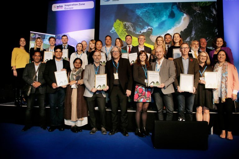 WTM: Tackling climate change on Day 3 in London