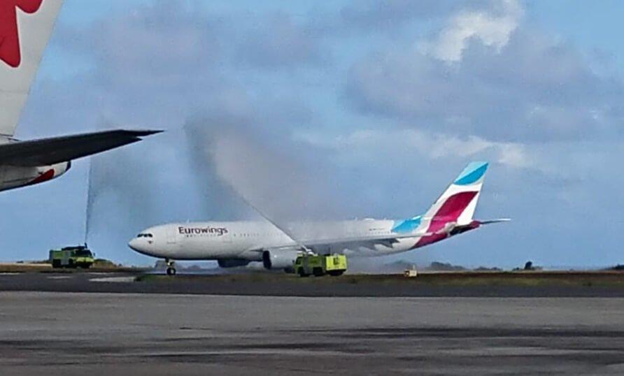 Barbados enjoys major European expansion with new Eurowings flights