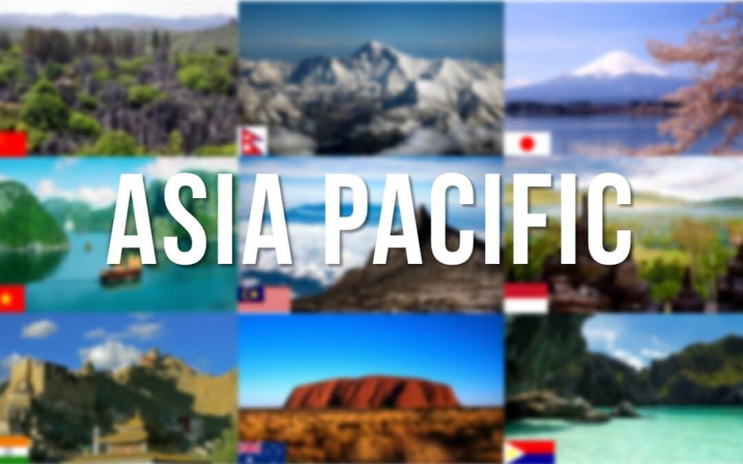 Asia dominates supply of international visitor arrivals into Asia Pacific
