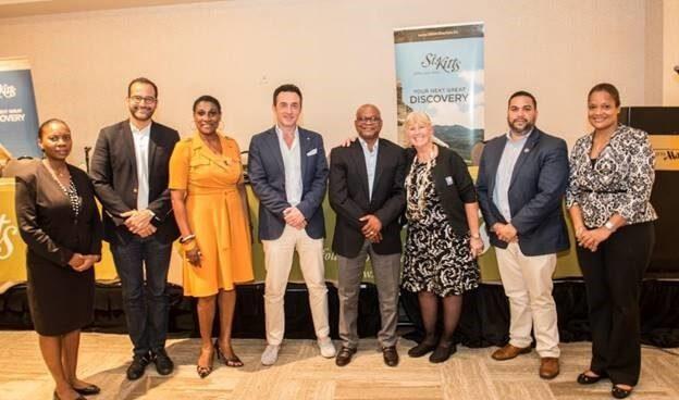 St. Kitts hosts Florida Caribbean Cruise Association's Operations Team