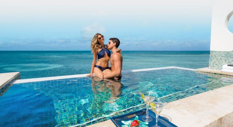 Sandals Resorts: Nude Beaches and Topless in Jamaica