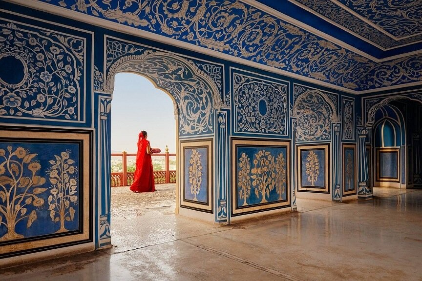 Why did the Royal Family of Jaipur list their palace on Airbnb?