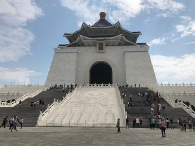 Taiwan: Living in the shadow of Big Brother