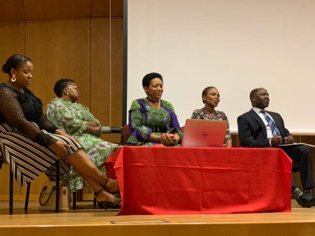 African Tourism Board at University of Africa Women's Forum