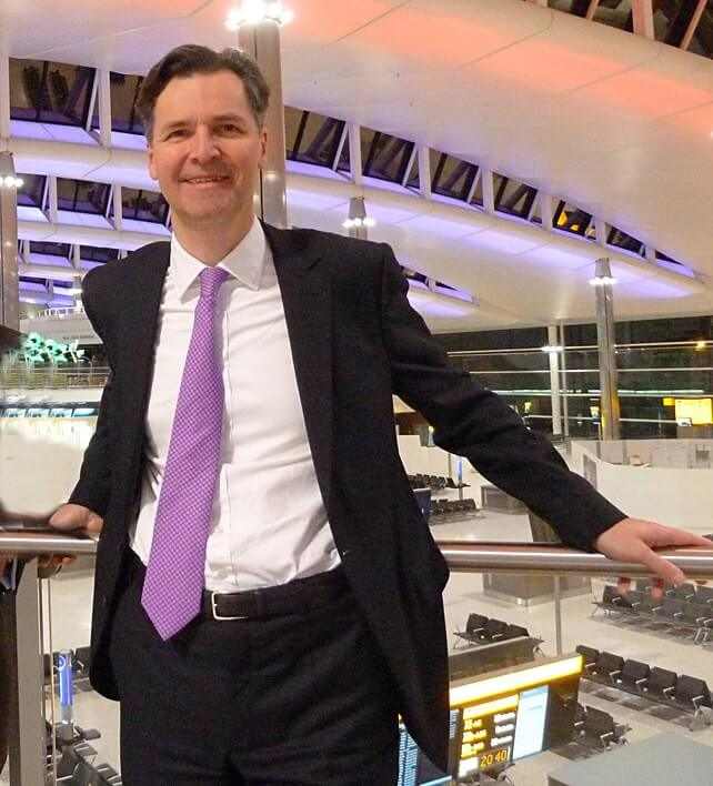 Heathrow Airport thankful for the holiday passenger surge