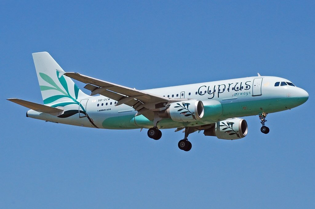 Cyprus Airways sets 2nd route to Italy