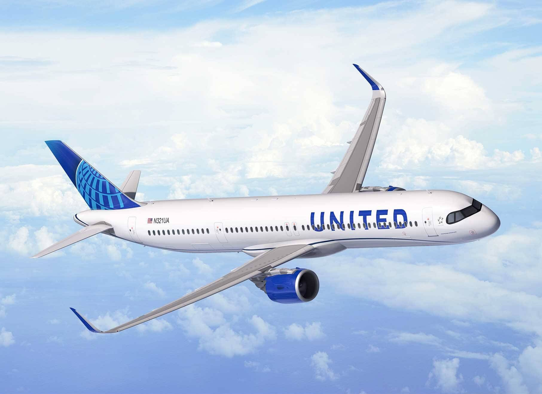 United places big order for state-of-the-art aircraft