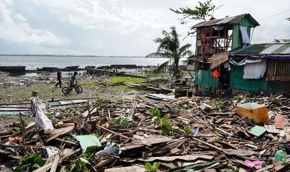 Typhoon Phanfone Leaves Fatal Trail in the Philippines
