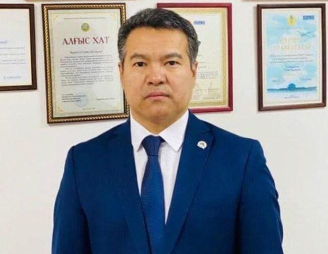 New Chief at Kazakhstan International Airport