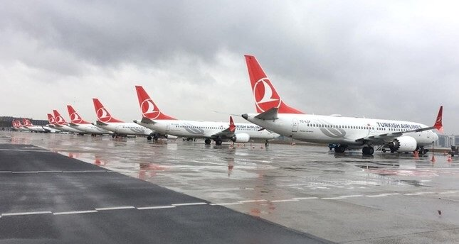 Boeing Agrees to Pay Turkish Airlines Millions