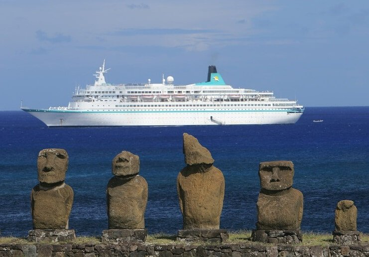 Sacred Places to Visit on a Cruise