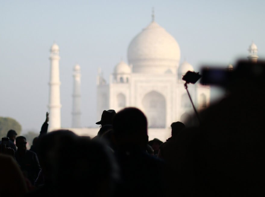 Fabulous new view of the Taj Mahal: It's gonna cost you