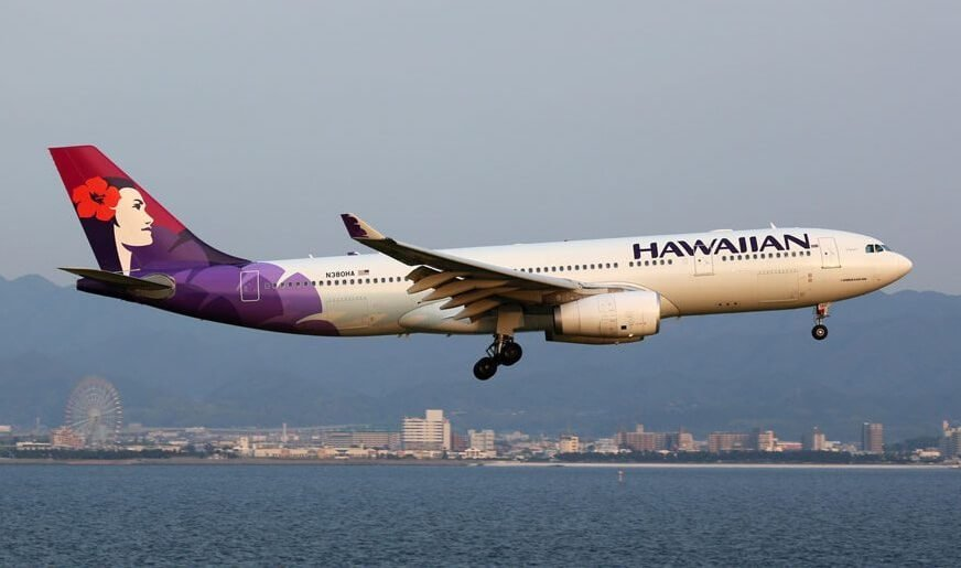 Hawaiian Airlines takex Japanese financing