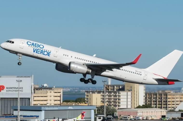 Inaugural Lagos-Cabo Verde flight takes off