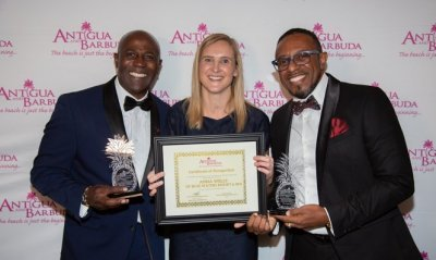 Antigua and Barbuda recognized for record-breaking tourism year