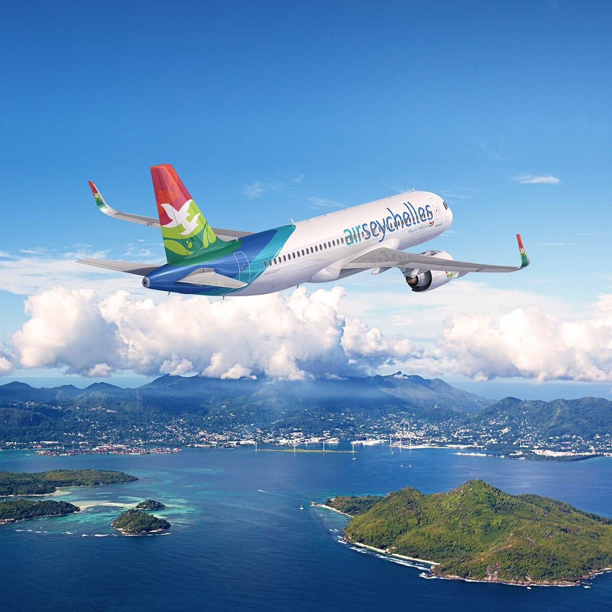 Air Seychelles: First airline to receive A320neo in Africa