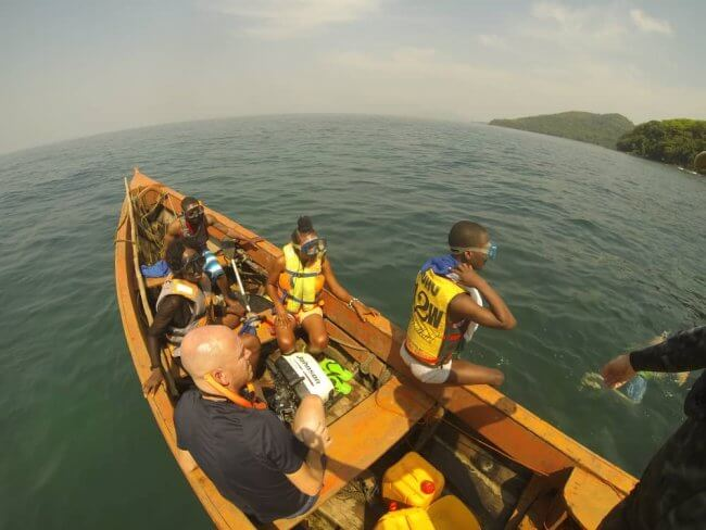 Sierra Leone Tourism makes a big on tourism safety and security