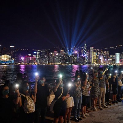 Symphony of Light New Year in Hong Kong spectacular in many ways
