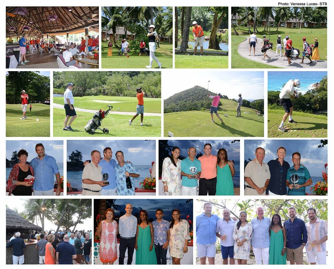 Pro-Am Golf Competition heads to Seychelles