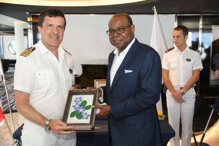 Jamaica Tourism set to welcome MSC Cruise