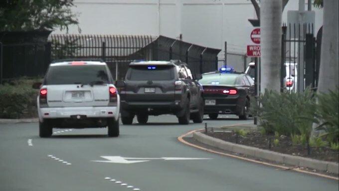 Pearl Harbor Shooting: Arizona Memorial lock-down just cleared