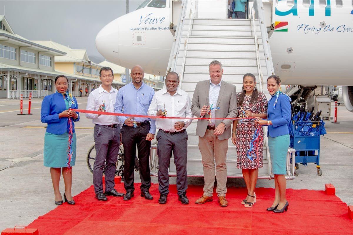 Seychelles International welcomes nonstop flight from Tel Aviv