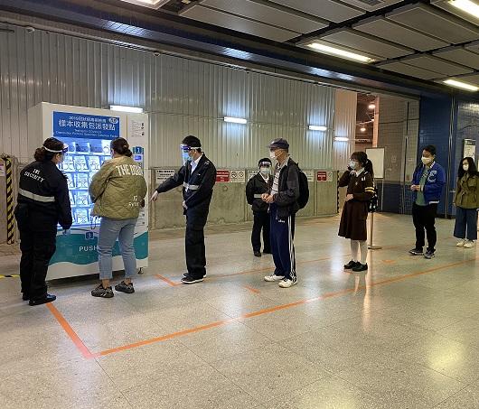 Hong Kong Makes COVID-19 Testing Easy as Using a Vending Machine