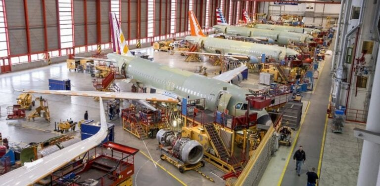 Airbus updates A320 production rates in response to market environment