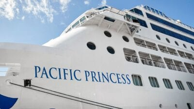 Pacific Princess is leaving Princess Cruises fleet