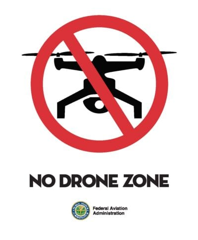 FAA declares Tampa Bay 'No Drone Zone' during Super Bowl LV
