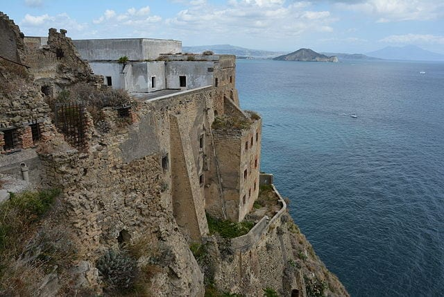 The island of Procida named Italy's Capital of Culture